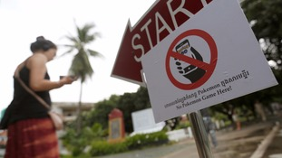 Pokémon Go players banned from Cambodia genocide museum