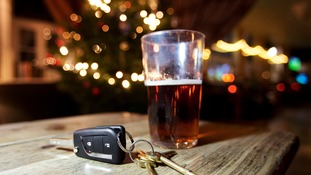 pic of beer and keys