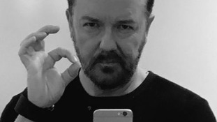 Ricky Gervais pledging itsoktotalk