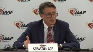 Seb Coe: Russia 'cataclysmically' failed its athletes