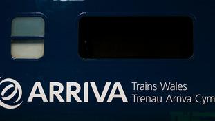 Arriva Trains Wales Train