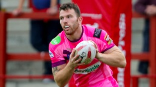 Keegan Hirst signs for Wakefield