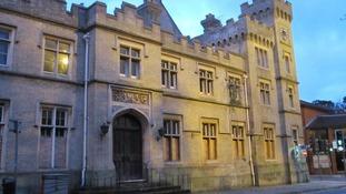 Ipswich former County Hall