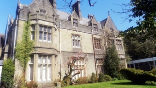 Hendrefoilan House, near Swansea