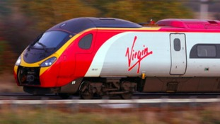 Up to 45 minutes on Virgin East Coast trains