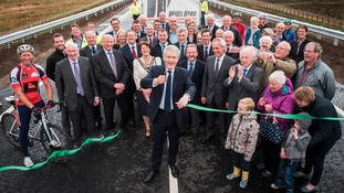 Bedale bypass is officially open