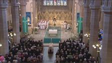 Bishop Daly Funeral