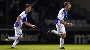 Bristol Rovers edge out Cardiff to set up dream Chelsea tie and deny neighbours City a trip to giants
