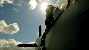 Rare Spitfires buried during WWII to be dug up