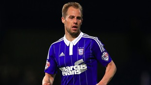Luke Varney is back at Ipswich Town.