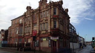 The Waterloo Hotel in Smethwick