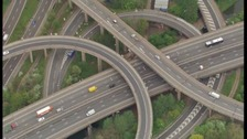 Weekend closures of the A38(M) and Spaghetti Junction have been lifted by Highways England