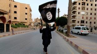 Hafiz Saeed Khan had sworn allegiance to the Islamic State