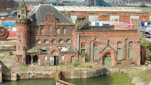 Langton Dock Pumphouse, Bootle, Merseyside