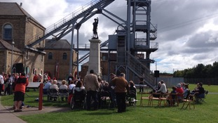 Memorial service held on centenary of Woodhorn Mining Disaster