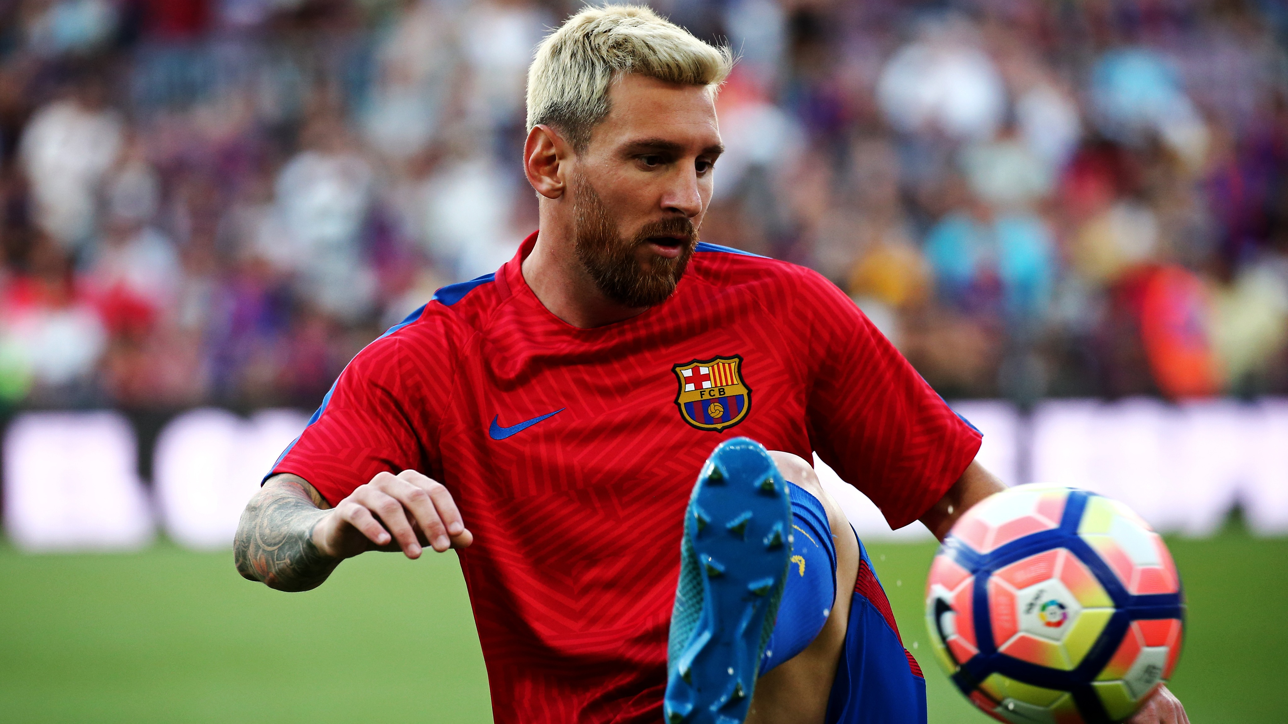 messi in argentina squad for world cup qualifiers