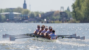 Olympic Gold for rowing men's eights