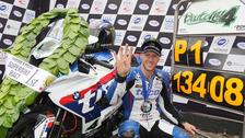 Ian Hutchinson at the Ulster Grand Prix