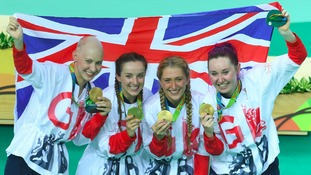 Former Welwyn Wheeler is the most successful female British Olympian