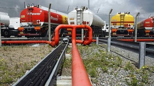 Fuel tanker drivers strike