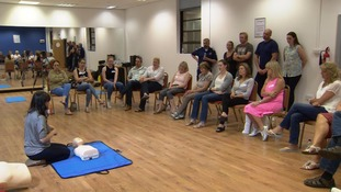 Recent deaths prompt potentially life saving CPR classes