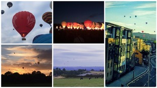 Your pictures: Bristol Balloon Fiesta