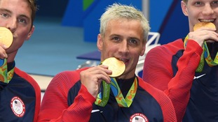 Ryan Lochte was reportedly robbed in Rio
