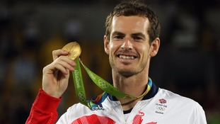 Rio 2016: Andy Murray wins historic Olympic gold