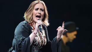 Adele turns down chance to perform at Super Bowl