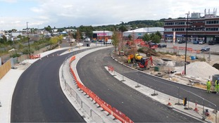New £22m link road in Lincoln