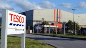 Tesco distribution centre, Doncaster