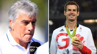 Andy Murray hits back at John Inverdale after female tennis player gaffe