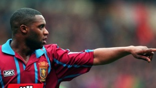 Tributes for the former Villa player have been flooding in on social media.