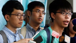 Hong Kong protest leaders avoid prison after sparking 'umbrella revolution'