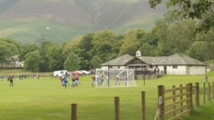 Cumbrian football clubs benefit from £162,500 funding