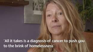 Cancer patient faces eviction from home due to benefit cuts