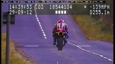 Steven Smith clocked speeding at 139mph