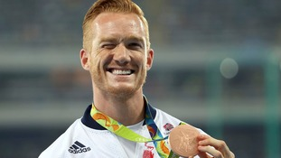 Greg Rutherford suggests Team GB may have lost out on medals because Russia was allowed in Rio 2016