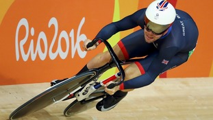 Mark Cavendish takes Olympic silver medal in omnium