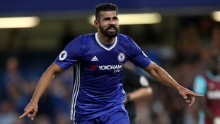 Chelsea 2-1 West Ham: Blues on the up again under Conte