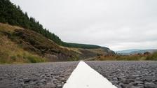 Rhigos Mountain Road
