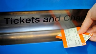 Train fares are set to increase later on Tuesday.