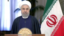President Rouhani has overseen a number of arrests of dual nationals