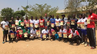 SAFC invests in coaching in Africa