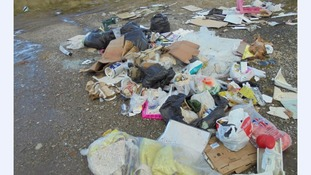 Flytipper prosecuted after dumping waste in Oldham