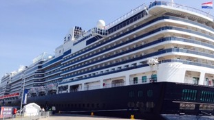 Port of Tyne sees record passenger ship arrivals