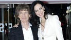 Sir Mick Jagger was in London tonight