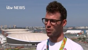 Mark Cavendish 'felt dreadful' after crash on his way to silver medal at Rio 2016