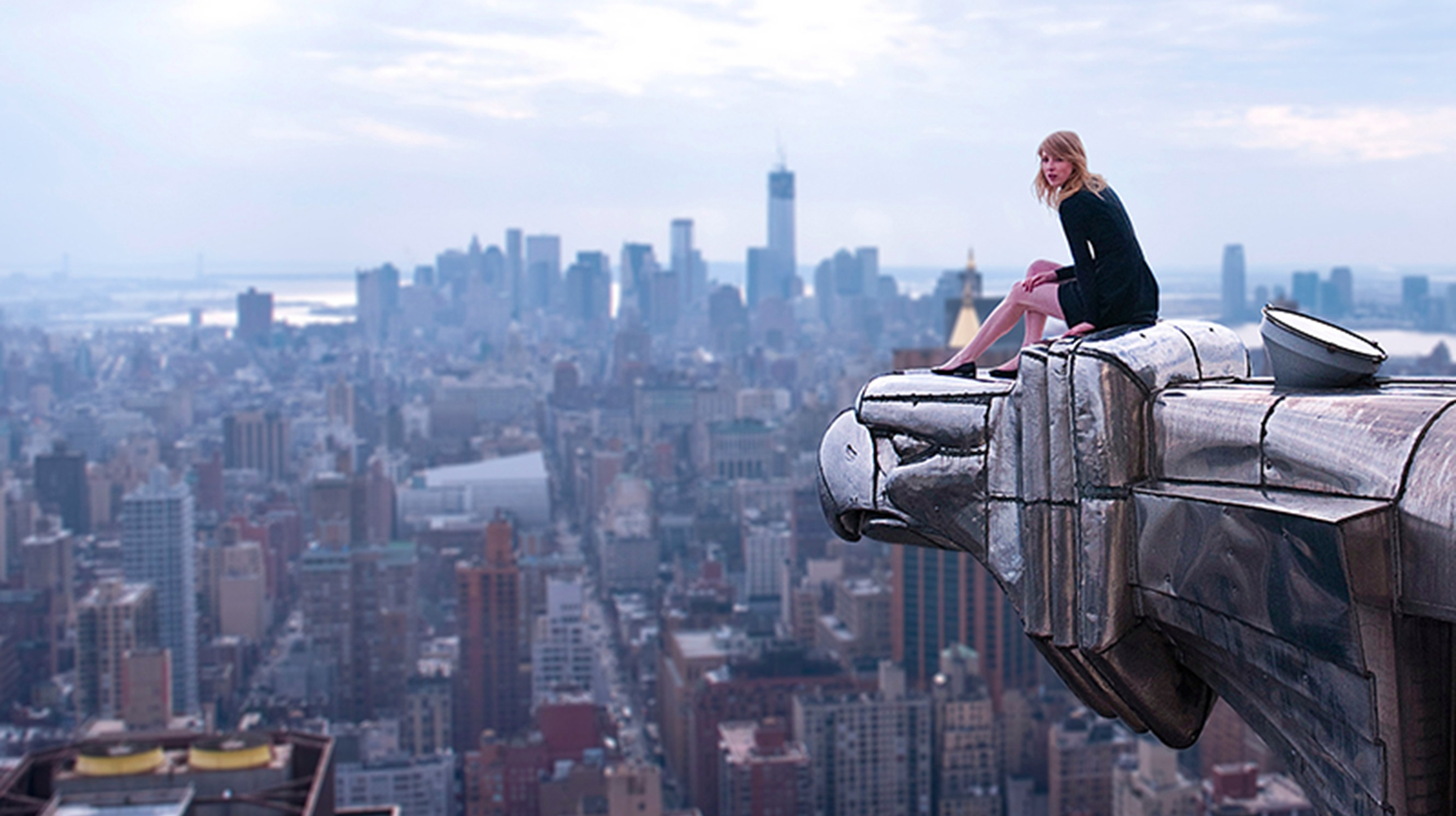Daredevil Hartlepool Photographer Reaching New Heights