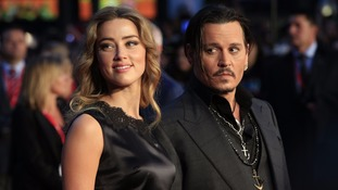 Amber Heard withdrawing abuse allegations as she settles divorce case with Johnny Depp for £6.1m